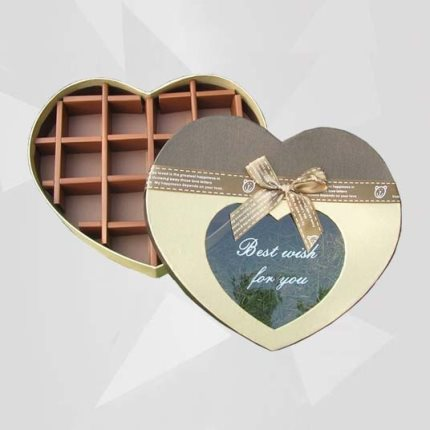 Chocolate Boxes for Valentine's Day Gifts