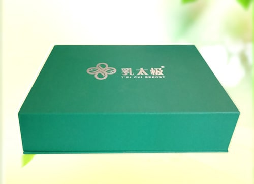 Green Healthcare Product Packaging Boxes