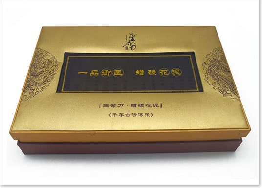 Luxury Health Care Product Packaging