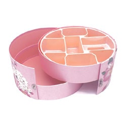 Pink Gourmet Cookie Gift Boxes