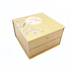 Decorative Two-tier Drawer Gift Box
