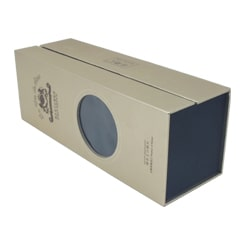 Rigid Wine Gift Box with Clear Window